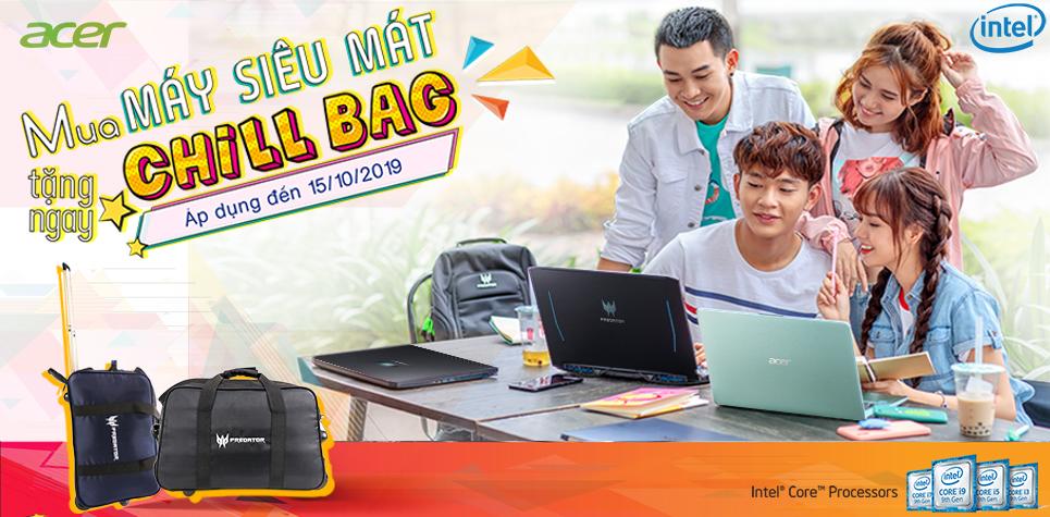 Khuyến mại Acer- mùa tựu trường