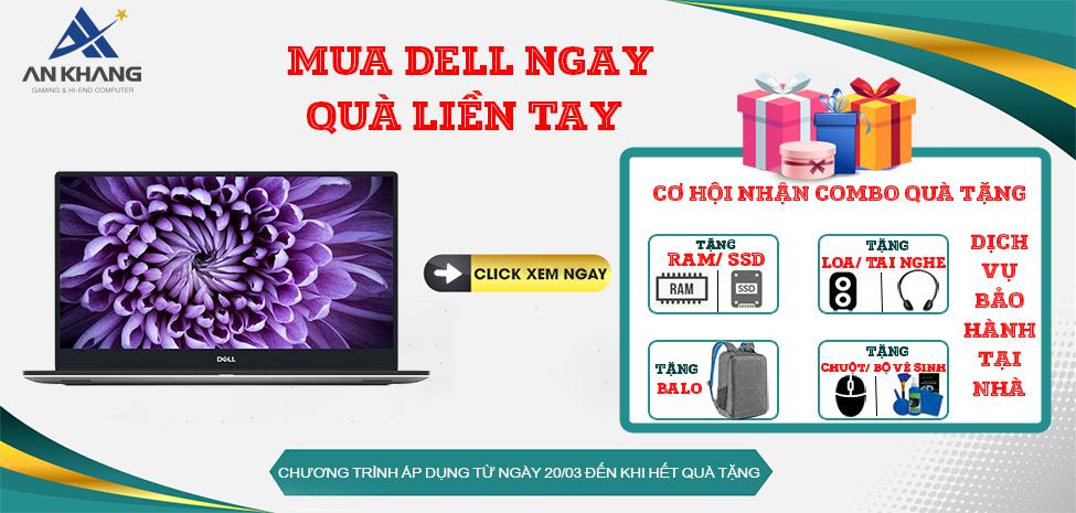 Khuyến mại Dell An Khang