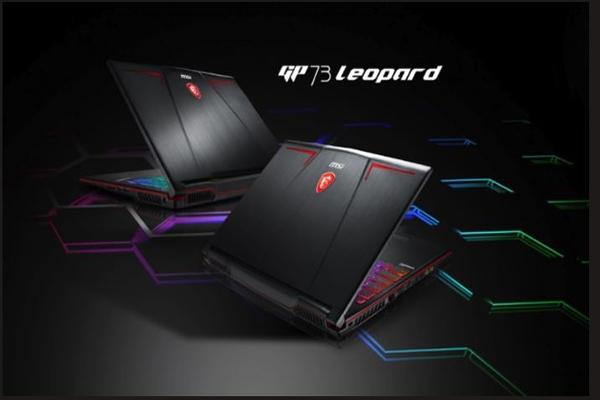 laptop msi, MSI GP73, 8RE 250VN, laptop MSI gaming, laptop msi core i7