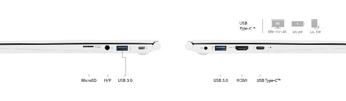 laptop lg, lg gram, 13ZD980-G.AX52A5, laptop lg core i5