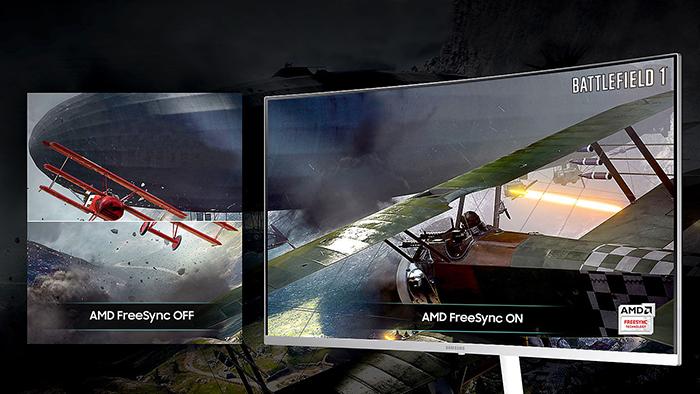 màn hình máy tính, màn hình samsung, màn hình 32 inch, LC32H711QEEXV