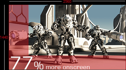 màn hình máy tính, màn hình gaming, màn hình asus, asus rog swift PG279Q, màn hình 27 inch
