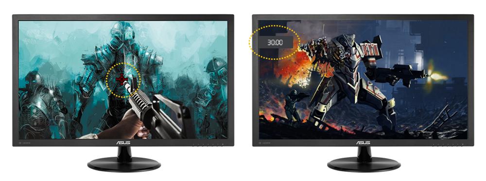 màn hình máy tính, màn hình asus, màn hình 21.5 inch, VP228NE