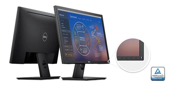 màn hình máy tính, màn hình dell, màn hình led, dell E2417H