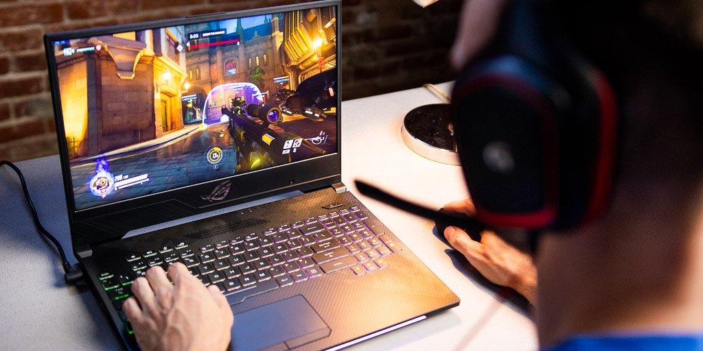 Hướng dẫn cách mở camera của laptop - An Khang
