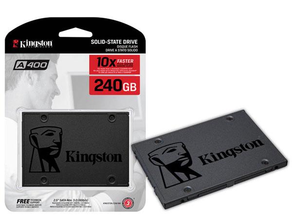 Ổ Cứng SSD Kingston A400 M.2 2280 (240GB)