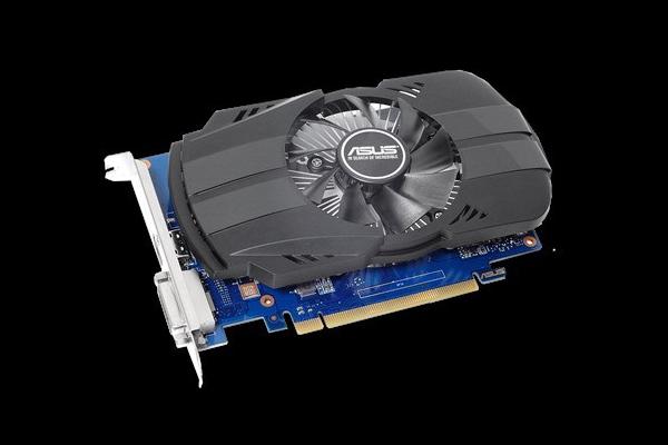 Image result for Card màn hình  ASUS PH-GT1030-O2G