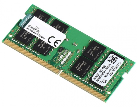 Ram Notebook Kingston 4GB DDR4 2400S17 1Rx16 SODIMM (KVR24S17S6/4)