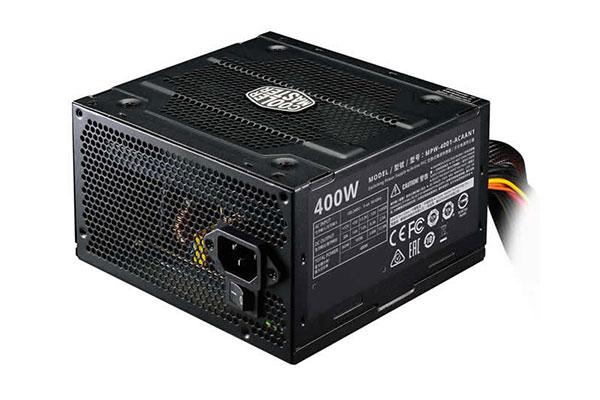 nguồn máy tính, nguồn cooler master, nguồn 400W, Elite V3 400W