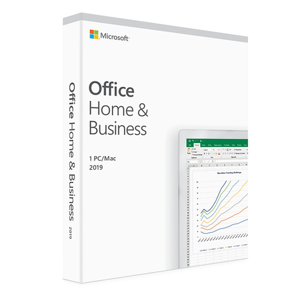 Microsoft Office Home and Business 2019 English APAC EM Medialess_T5D-03249
