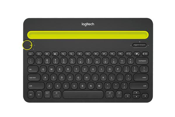 bàn phím máy tính, bàn phím bluetooth, bàn phím logitech, logitech K480 bluetooth, bàn phím bluetooth