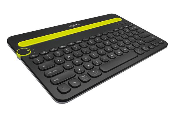 bàn phím máy tính, bàn phím logitech, bàn phím bluetooth, logitech K480 bluetooth
