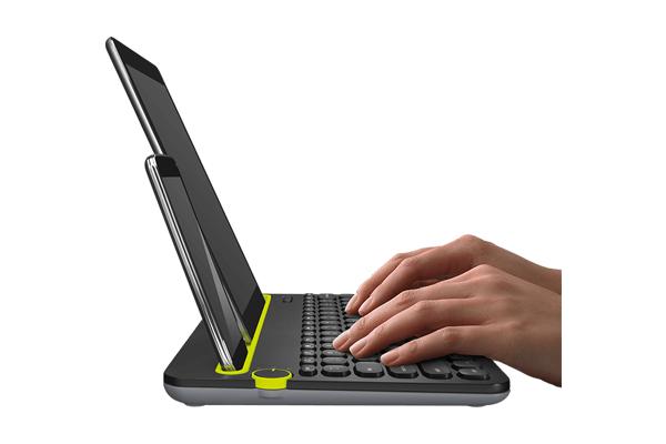 bàn phím máy tính, bàn phím logitech, logitech K480 Bluetooth, bàn phím bluetooth