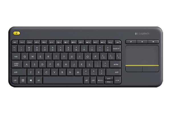 bàn phím máy tính, bàn phím không dây, logitech K400, bàn phím logitech